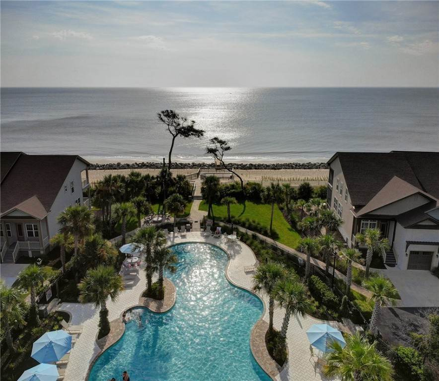 Residential for Sale at 286 Turtle Track Lane Jekyll Island, Georgia 31527 United States