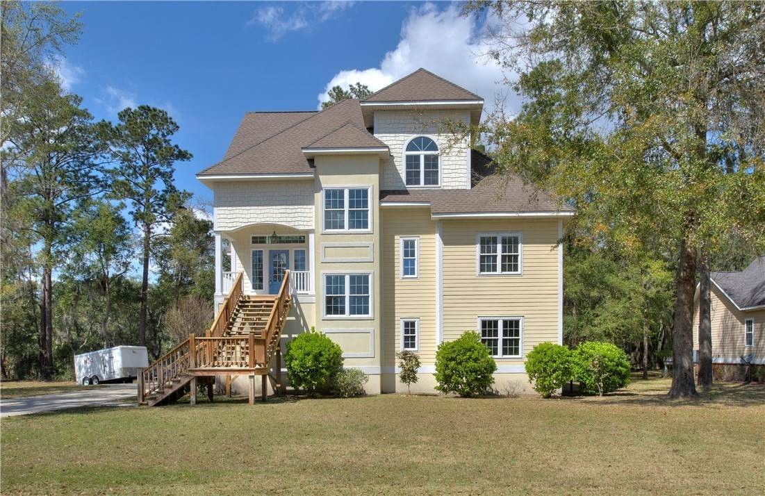 Residential for Sale at 1387 Cherry Laurel Drive NE Townsend, Georgia 31331 United States