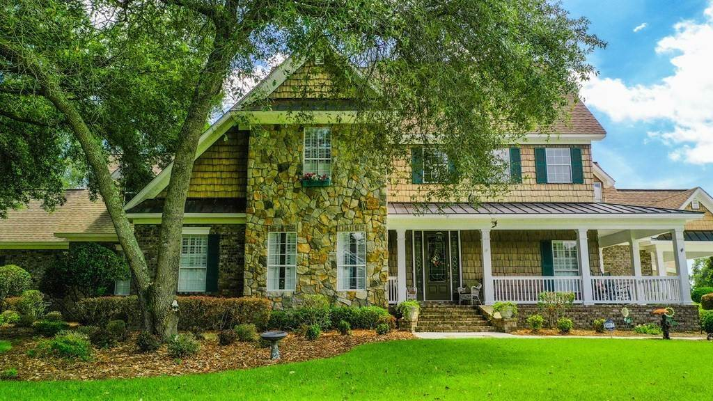 Residential for Sale at 4014 Eagle Drive Blackshear, Georgia 31516 United States