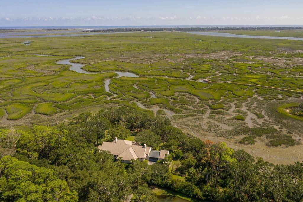 Residential for Sale at 135 Sinclair Plantation Drive St. Simons Island, Georgia 31522 United States
