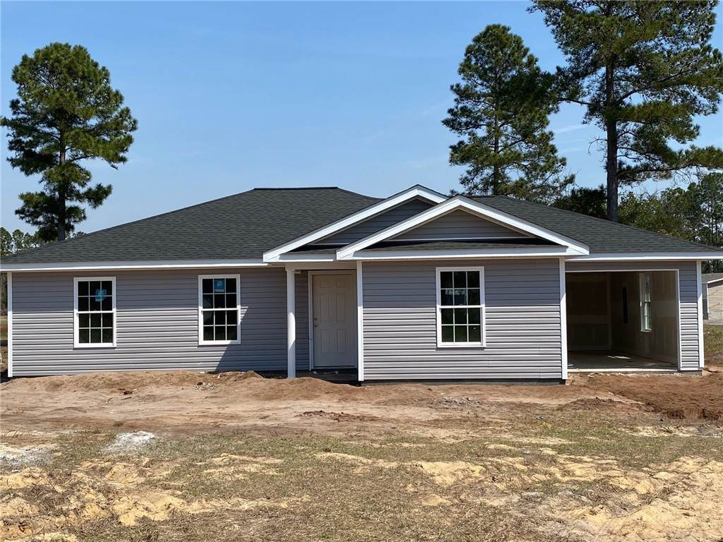 Residential for Sale at 88 Cameron Road Jesup, Georgia 31545 United States