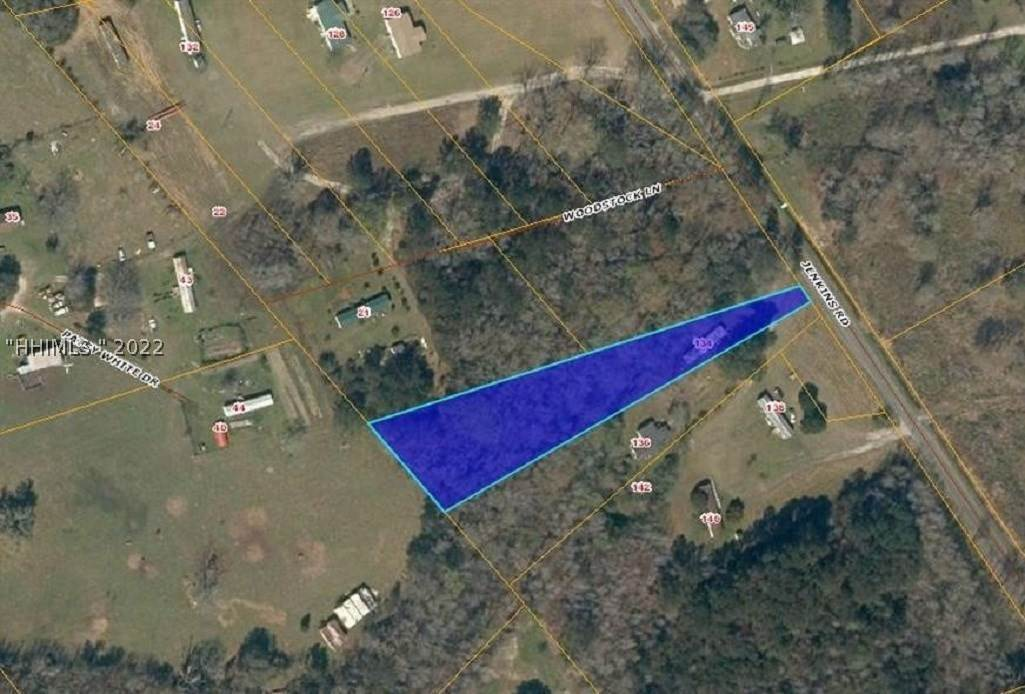 Land for Sale at 134 Jenkins Road Yemassee, South Carolina 29945 United States