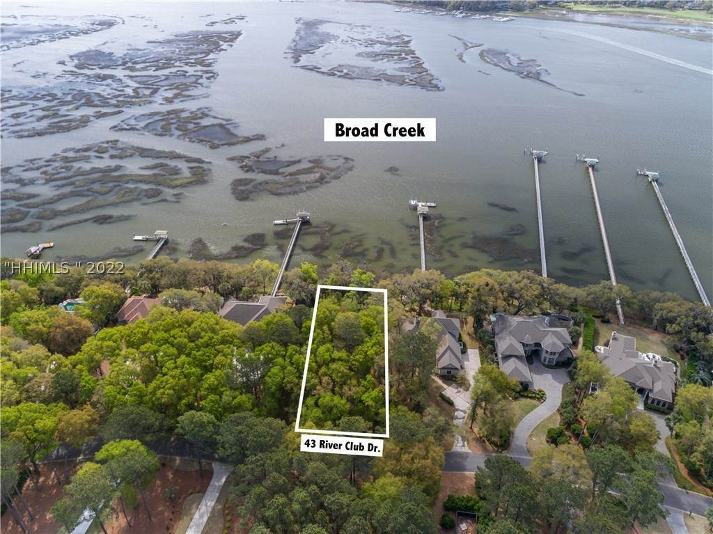 Land for Sale at 43 River Club Drive Hilton Head Island, South Carolina 29926 United States