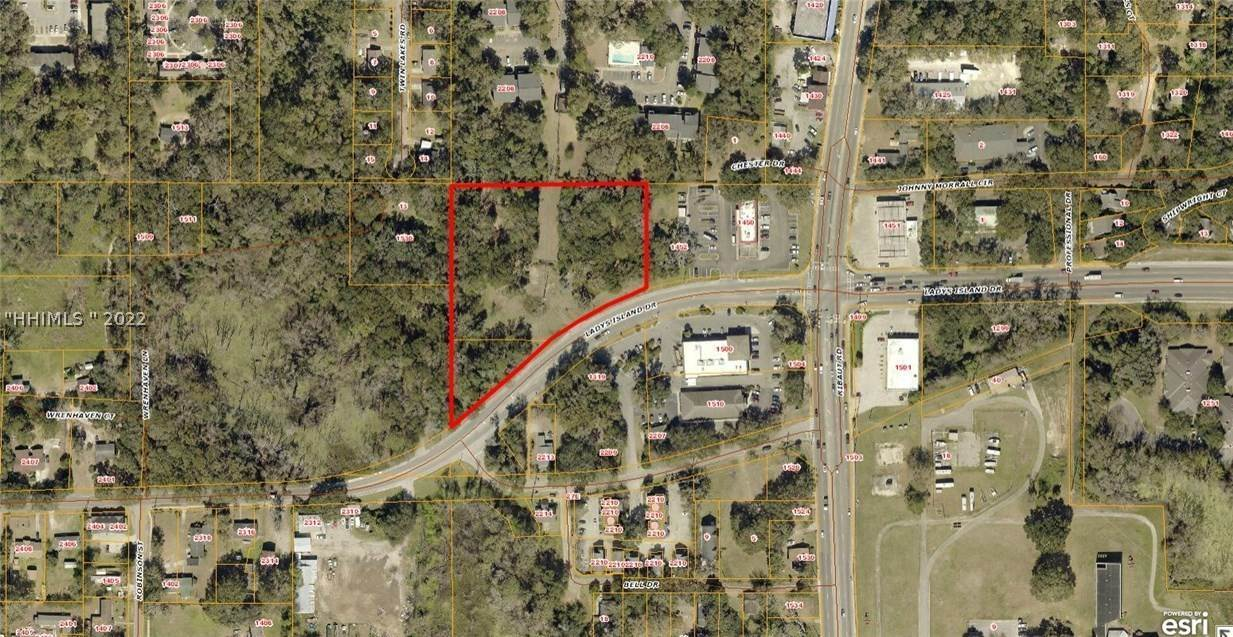 Commercial for Sale at 1320 Ladys Island Drive Port Royal, South Carolina 29935 United States