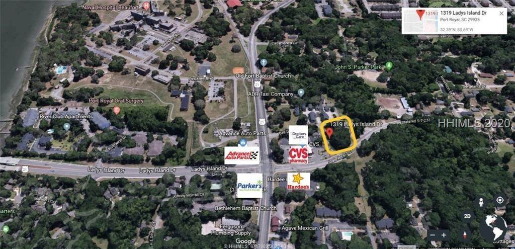 Commercial for Sale at 1319 Ladys Island Drive Port Royal, South Carolina 29935 United States