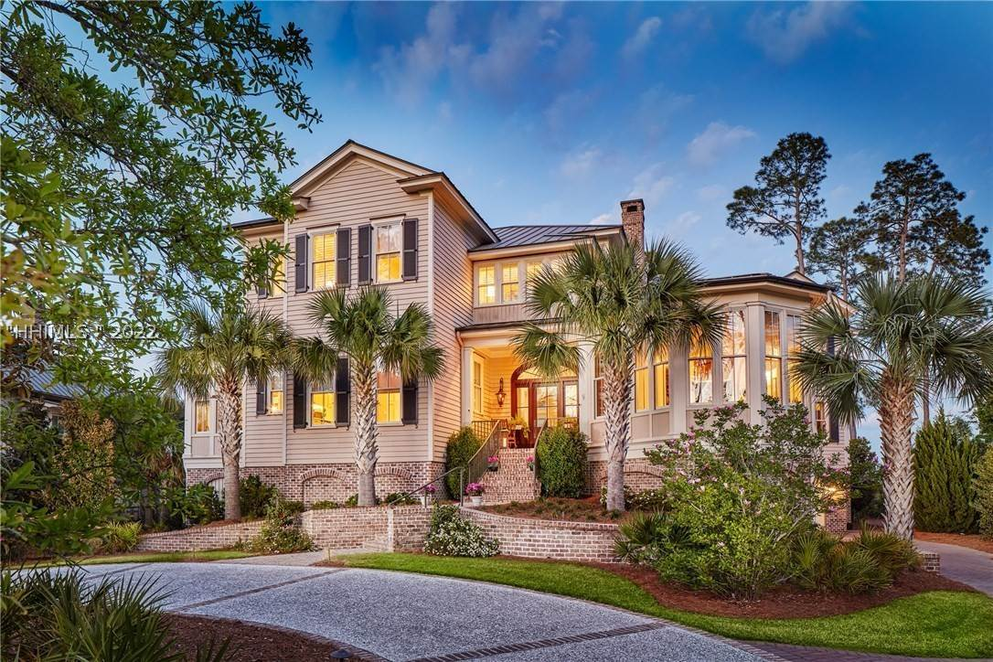 Single Family Homes for Sale at 36 Jackfield Road Bluffton, South Carolina 29910 United States