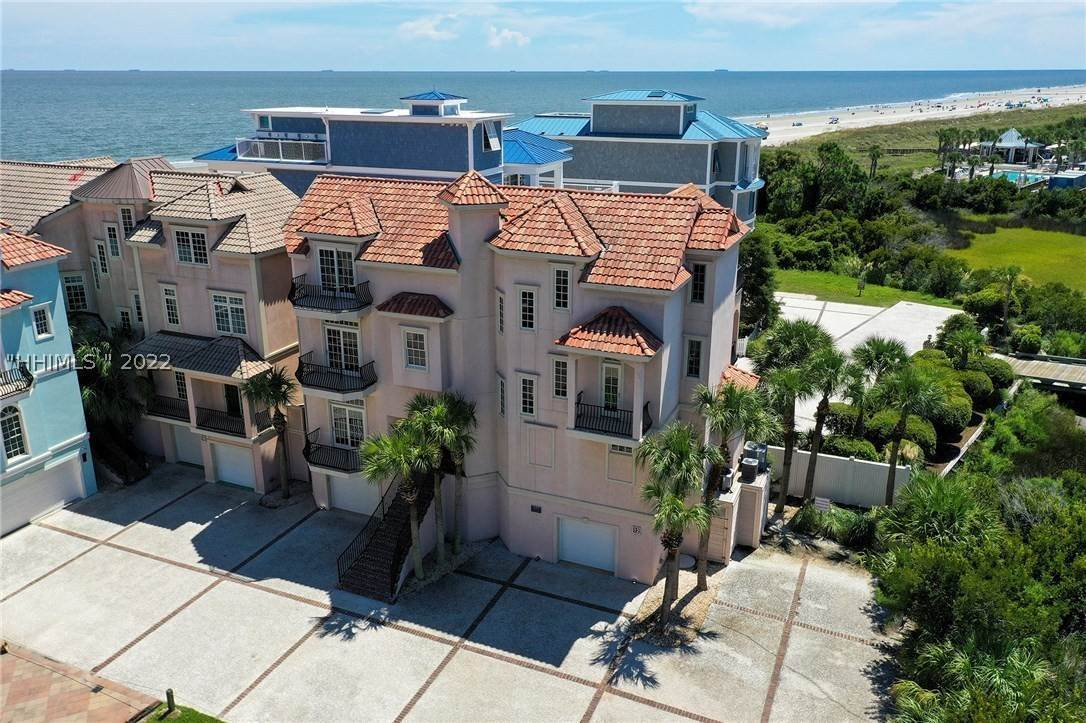 Single Family Homes for Sale at 12 Whelk Street Hilton Head Island, South Carolina 29928 United States