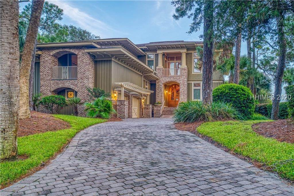Single Family Homes for Sale at 23 Black Skimmer Road Hilton Head Island, South Carolina 29928 United States
