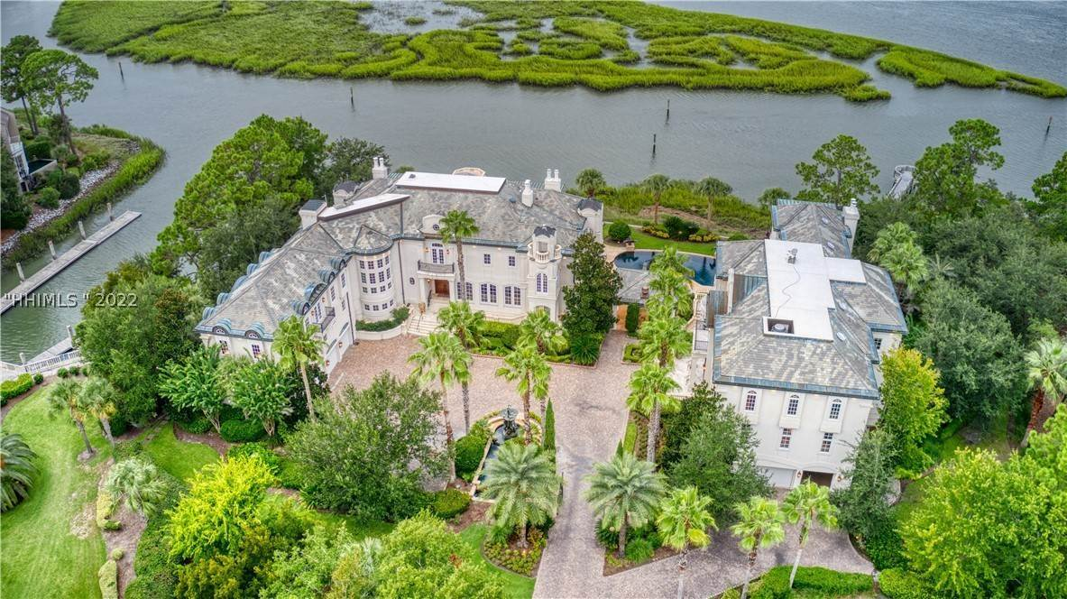 Single Family Homes for Sale at 80 Bridgetown Lane Hilton Head Island, South Carolina 29928 United States