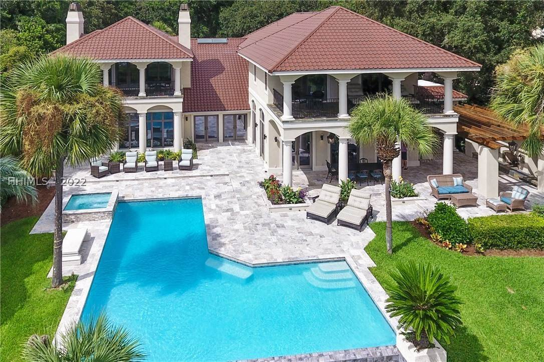 Property for Sale at 32 Widewater Road Hilton Head Island, South Carolina 29926 United States