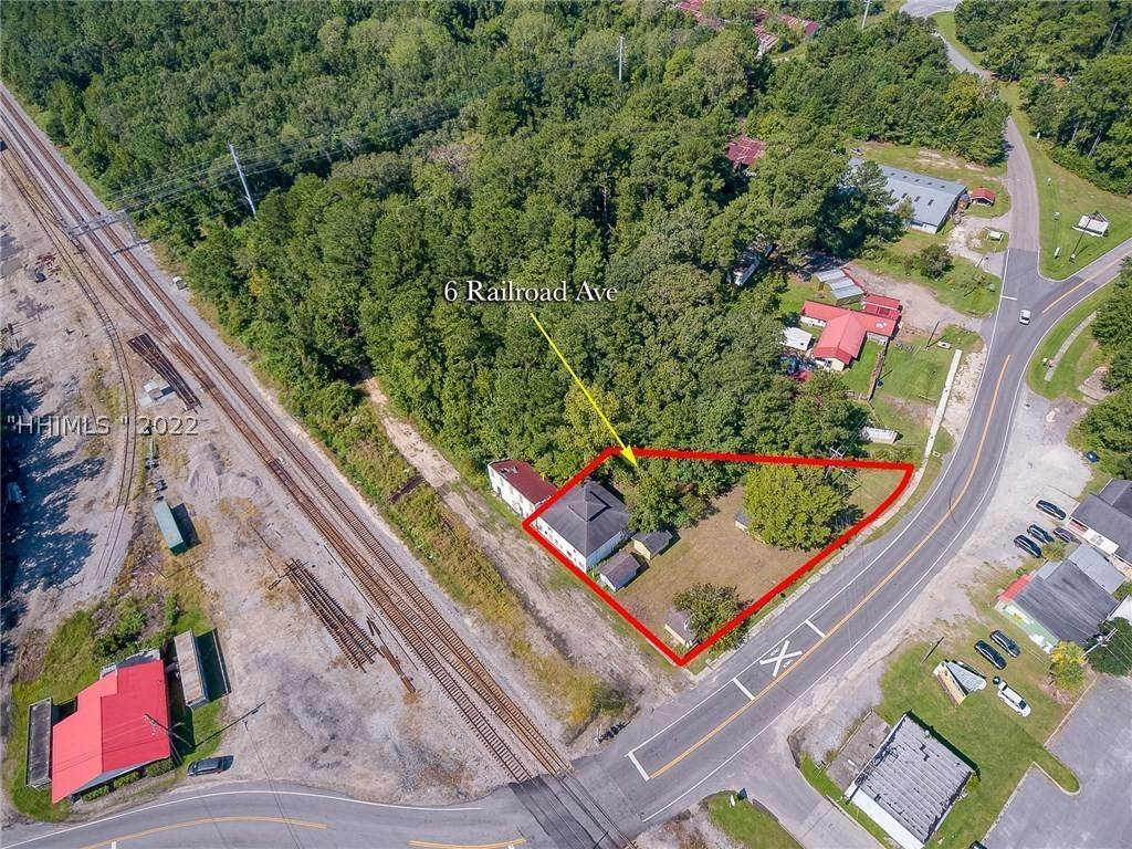 Commercial for Sale at 6 Railroad Yemassee, South Carolina 29945 United States