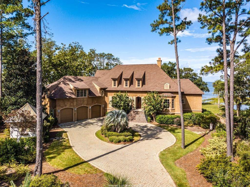 Single Family Homes for Sale at 37 Seabrook Landing Drive Hilton Head Island, South Carolina 29926 United States