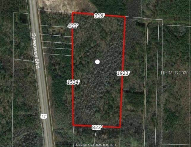 Land for Sale at Off Highway 17 Hardeeville, South Carolina 29927 United States