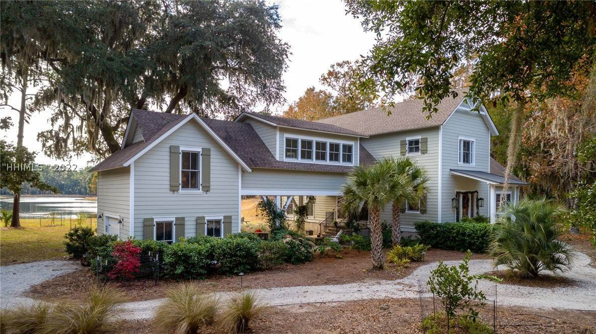 Single Family Homes for Sale at 55 Forest Lake Drive Daufuskie Island, South Carolina 29915 United States
