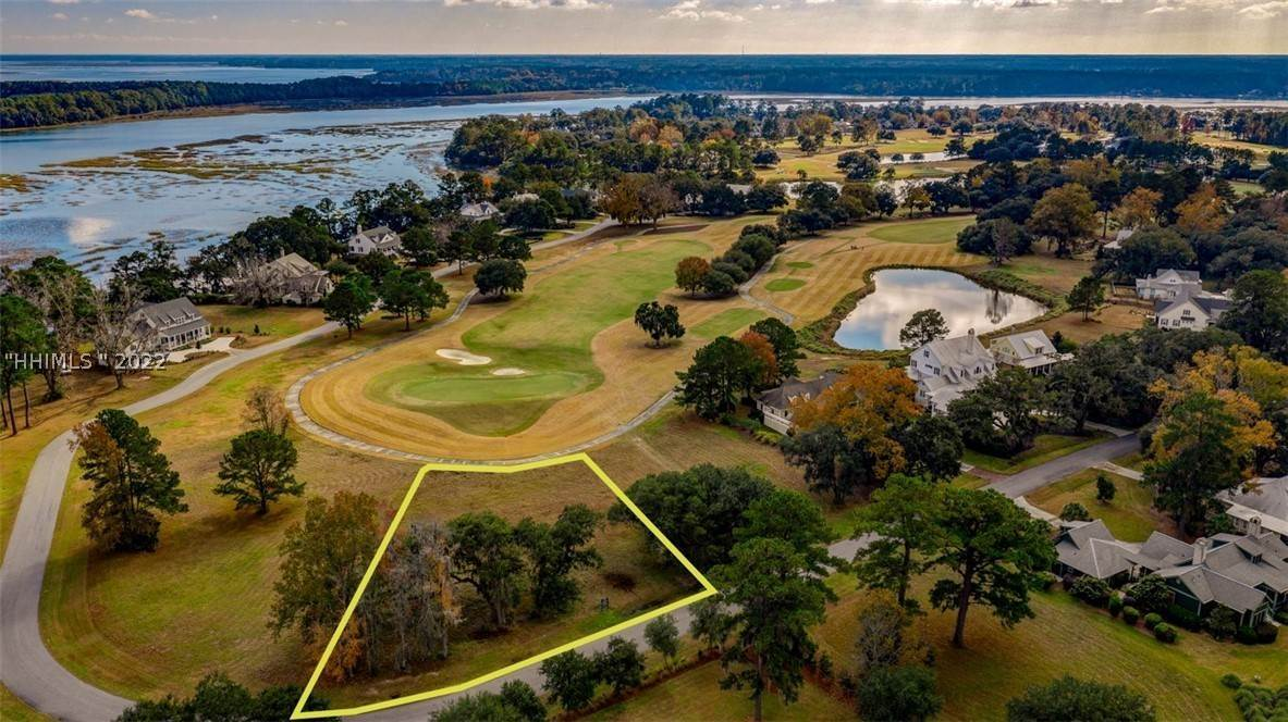 Land for Sale at 14 Old Oak Road Bluffton, South Carolina 29909 United States