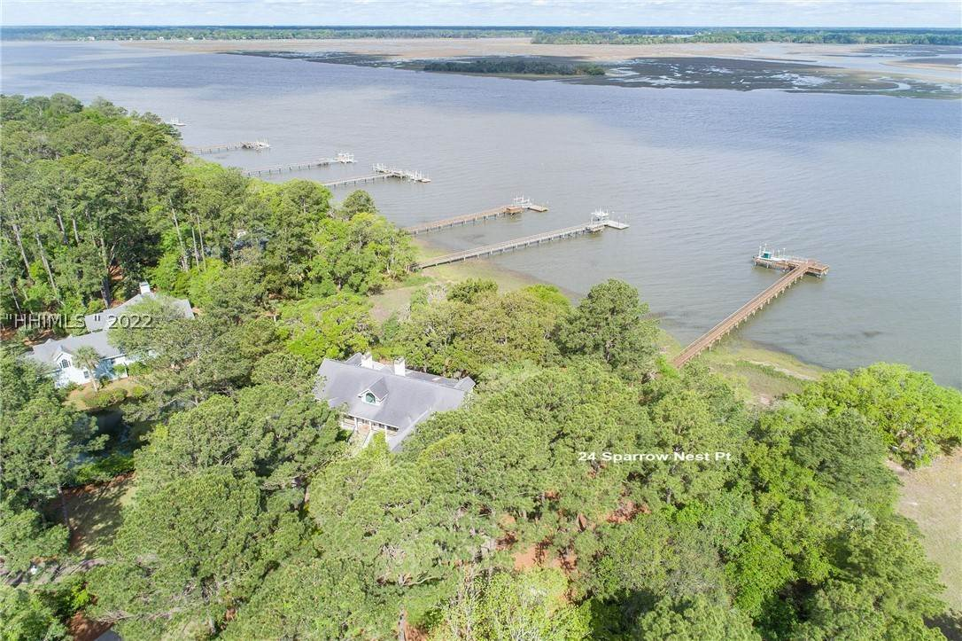 Land for Sale at 24 Sparrow Nest Point St. Helena Island, South Carolina 29920 United States