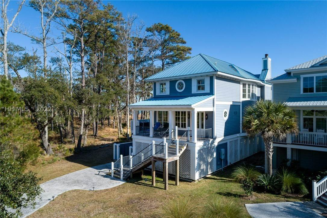 Single Family Homes for Sale at 10 Cresting Wave Lane Daufuskie Island, South Carolina 29915 United States