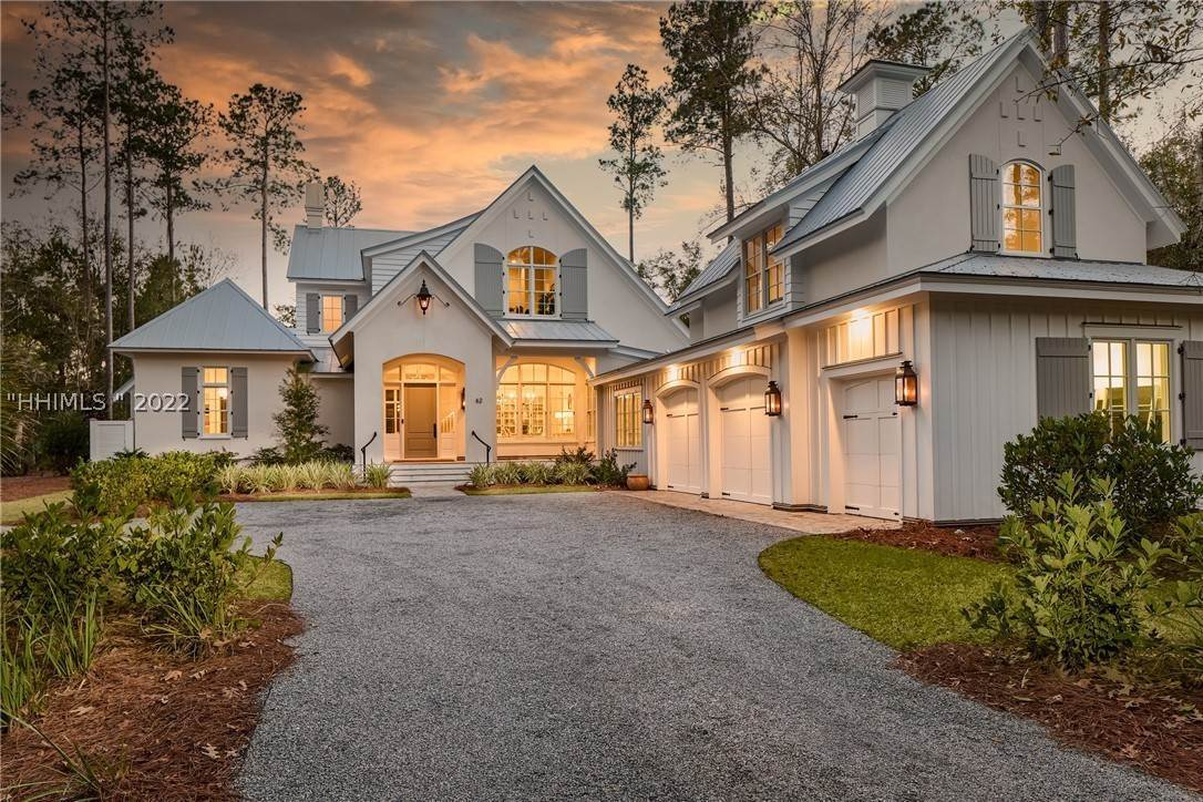 Single Family Homes for Sale at 62 Trout Hole Road Bluffton, South Carolina 29910 United States