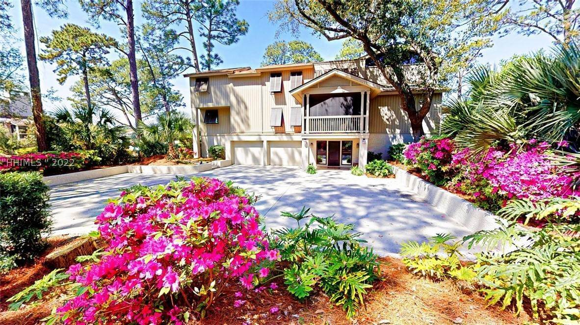Single Family Homes for Sale at 176 Mooring Buoy Hilton Head Island, South Carolina 29928 United States