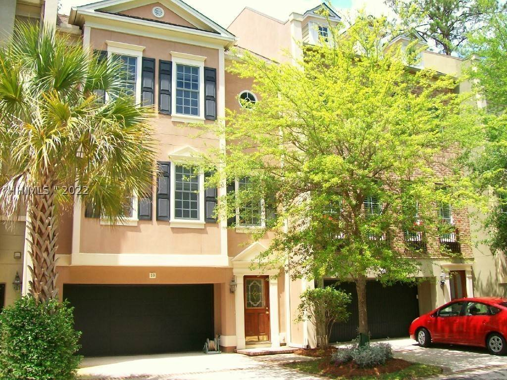 townhouses for Sale at 10 Leeward Passage Hilton Head Island, South Carolina 29926 United States