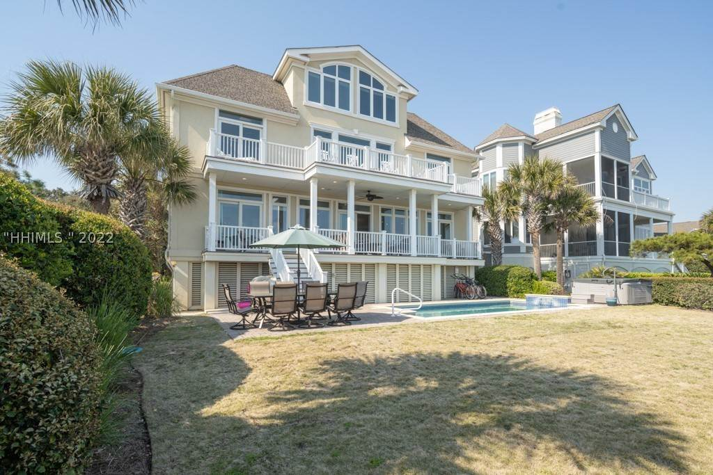 Property for Sale at 95 Dune Lane Hilton Head Island, South Carolina 29928 United States