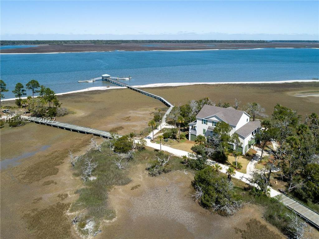 Single Family Homes for Sale at 12 Cedar Cove Court Daufuskie Island, South Carolina 29915 United States