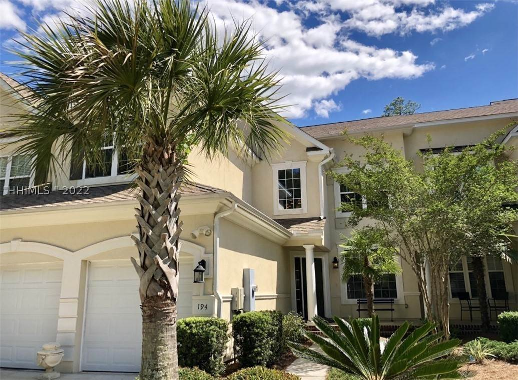 townhouses for Sale at 194 Wicklow Drive Bluffton, South Carolina 29910 United States