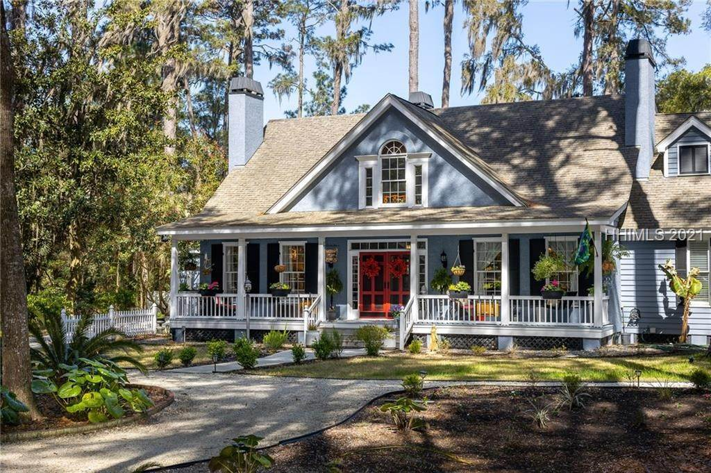 Single Family Homes for Sale at 1179 Haig Point Road Daufuskie Island, South Carolina 29915 United States