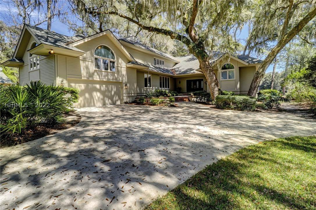 Single Family Homes for Sale at 43 Heritage Road Hilton Head Island, South Carolina 29928 United States