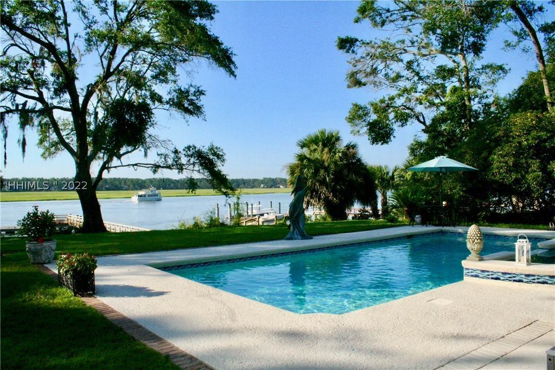 Single Family Homes for Sale at 60 Brams Point Road Hilton Head Island, South Carolina 29926 United States