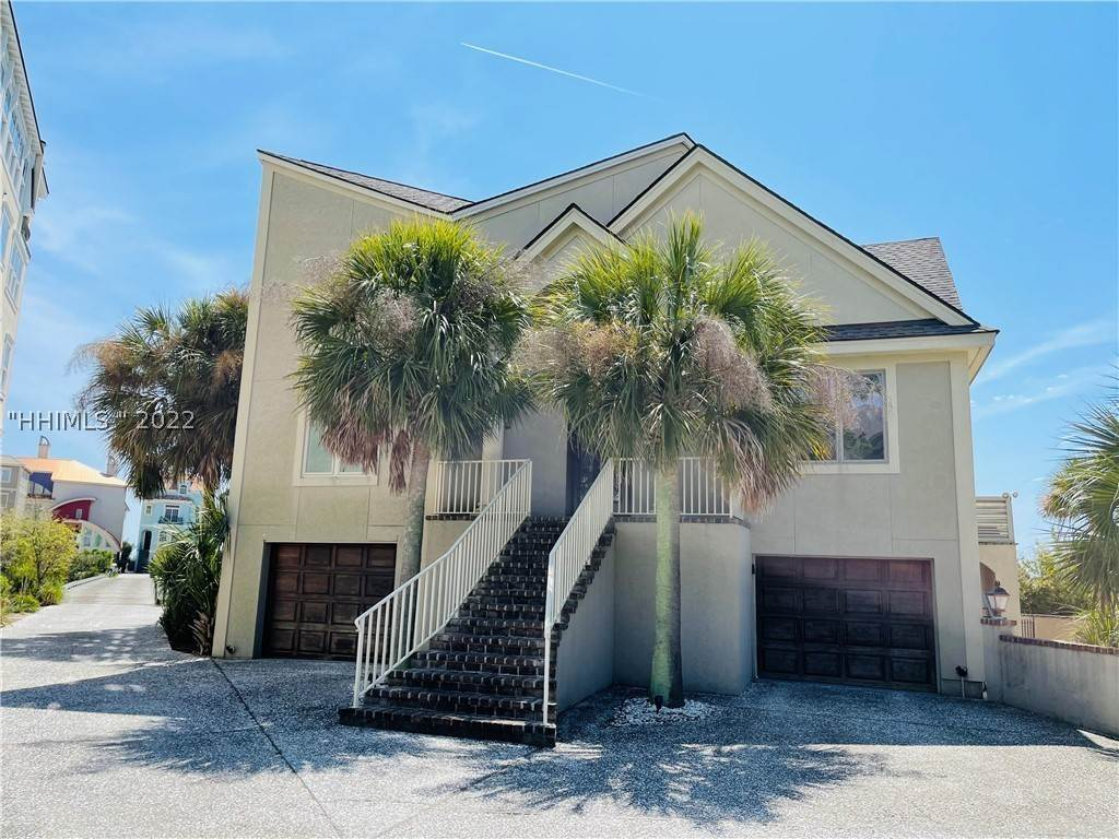 Single Family Homes por un Venta en 26 Bradley Circle Hilton Head Island, Carolina del Sur 29928 Estados Unidos