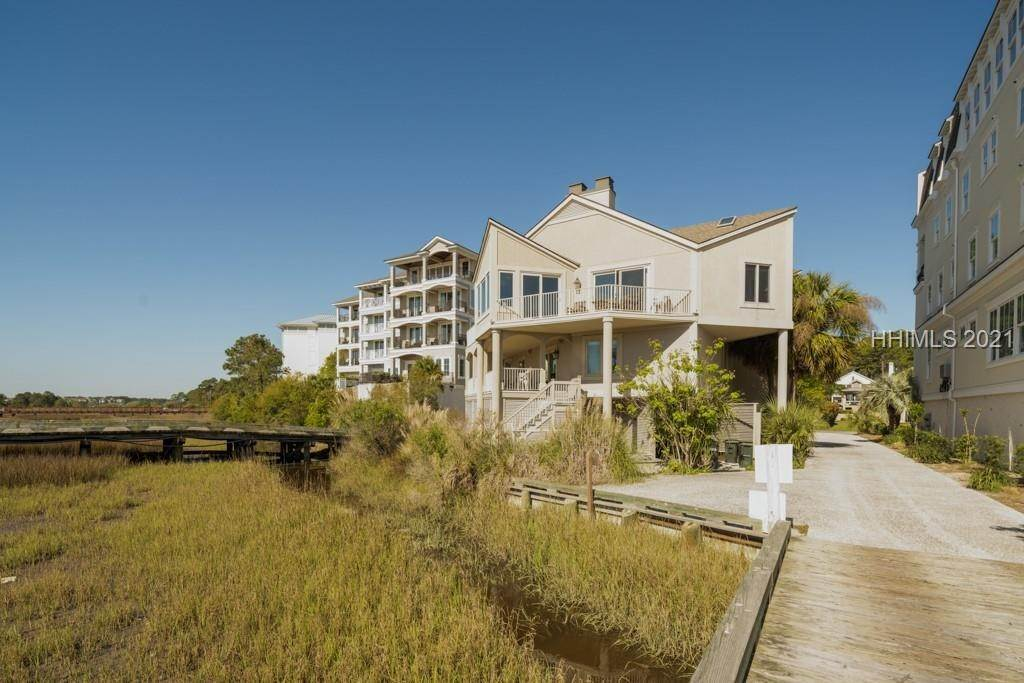 29. Single Family Homes por un Venta en 26 Bradley Circle Hilton Head Island, Carolina del Sur 29928 Estados Unidos