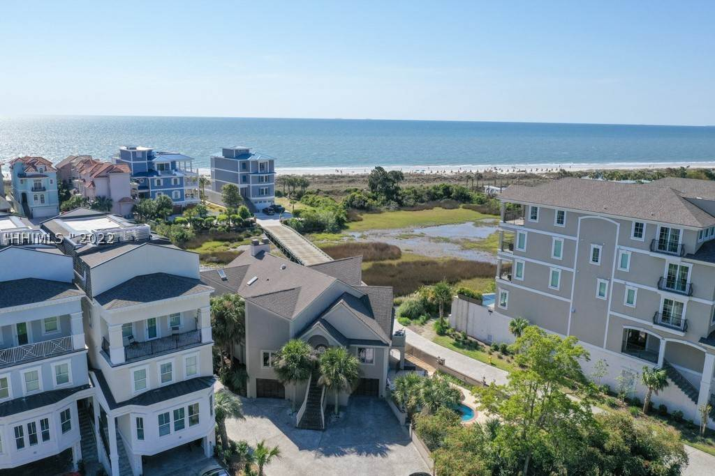 38. Single Family Homes por un Venta en 26 Bradley Circle Hilton Head Island, Carolina del Sur 29928 Estados Unidos