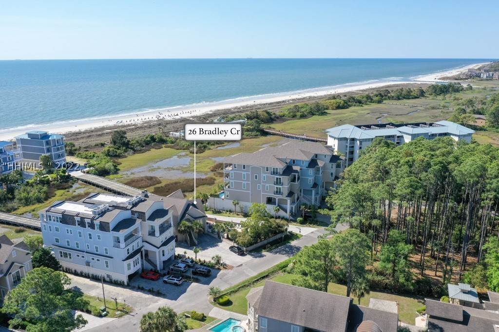 39. Single Family Homes por un Venta en 26 Bradley Circle Hilton Head Island, Carolina del Sur 29928 Estados Unidos