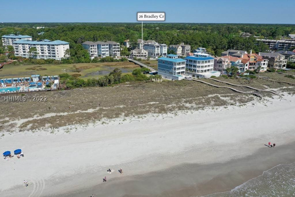 40. Single Family Homes por un Venta en 26 Bradley Circle Hilton Head Island, Carolina del Sur 29928 Estados Unidos