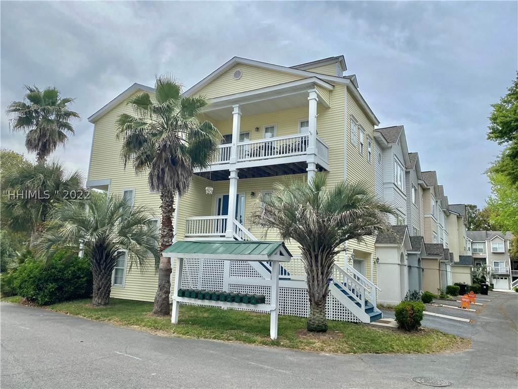 townhouses for Sale at 114 Jib Sail Court Hilton Head Island, South Carolina 29928 United States