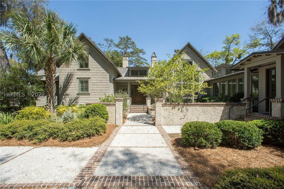 43. Single Family Homes for Sale at 127 Mount Pelia Road Bluffton, South Carolina 29910 United States