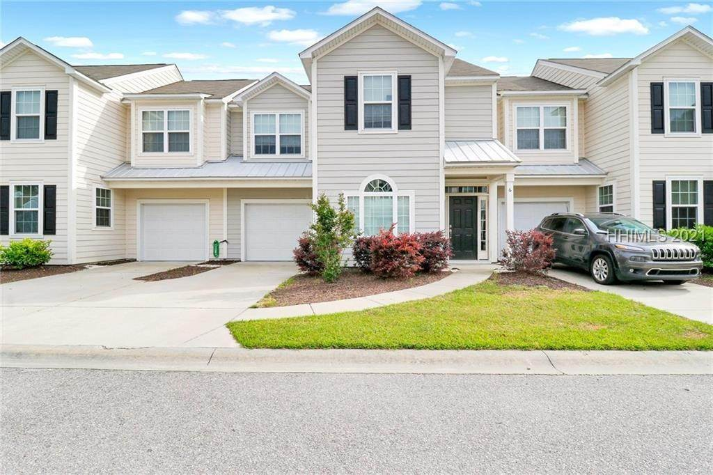 townhouses for Sale at 6 Buckhorn Street Bluffton, South Carolina 29910 United States