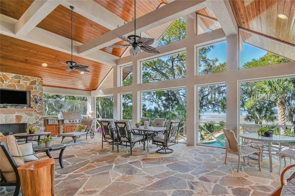 Single Family Homes for Sale at 23 Seabrook Landing Drive Hilton Head Island, South Carolina 29926 United States