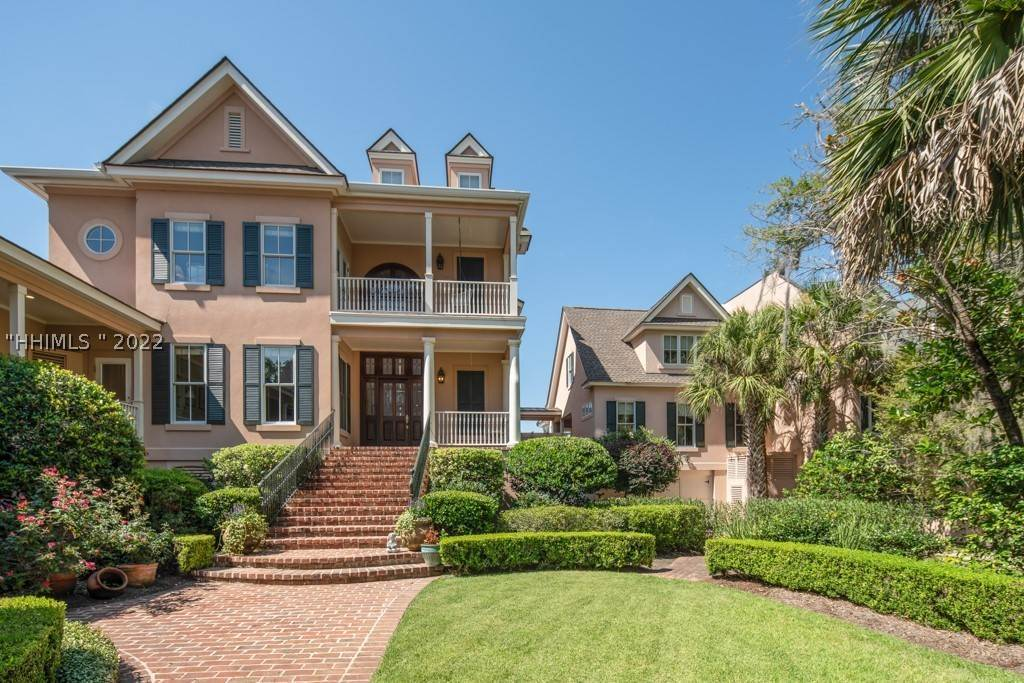 Single Family Homes for Sale at 30 Wexford On The Green Hilton Head Island, South Carolina 29928 United States