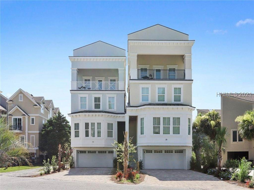 Property for Sale at 32 Bradley Circle Hilton Head Island, South Carolina 29928 United States