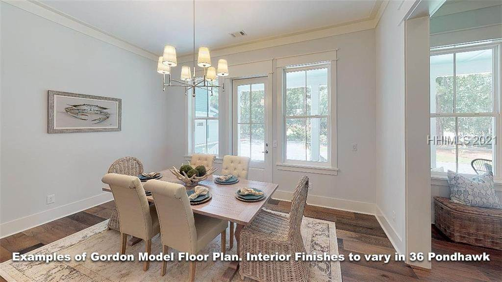 14. Single Family Homes for Sale at 36 Pondhawk Road Bluffton, South Carolina 29909 United States
