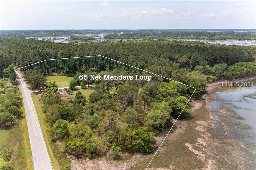 Land for Sale at 65 Net Menders Loop St. Helena Island, South Carolina 29920 United States