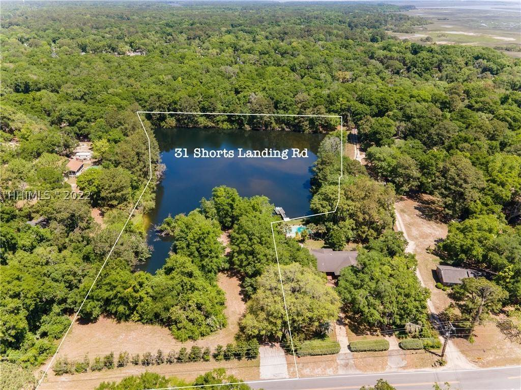 Land for Sale at 31 Shorts Landing Road Beaufort, South Carolina 29907 United States
