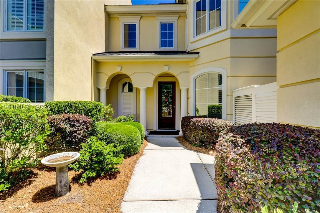 townhouses for Sale at 244 Berwick Drive Hilton Head Island, South Carolina 29926 United States