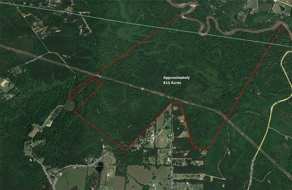 Land for Sale at HOUSE CREEK Road Bush, Louisiana 70431 United States