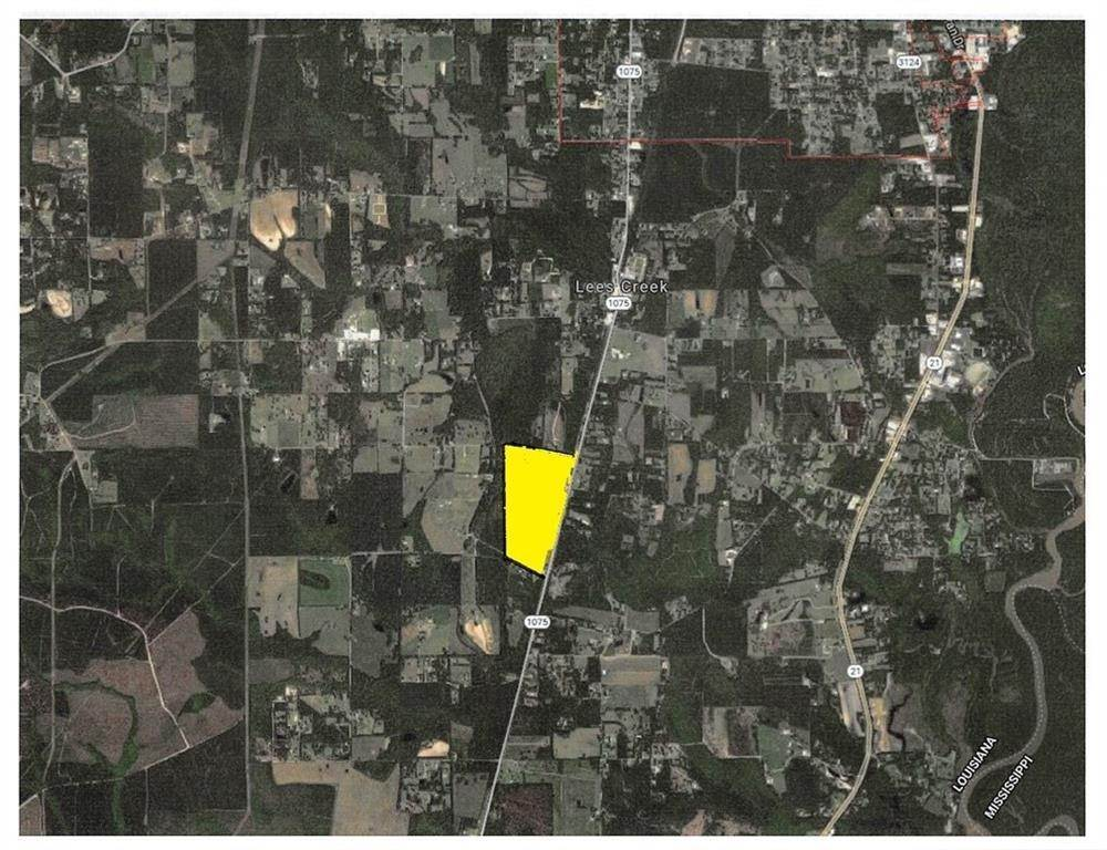 Land for Sale at CA STEWART (RAILROAD) Road Bogalusa, Louisiana 70427 United States