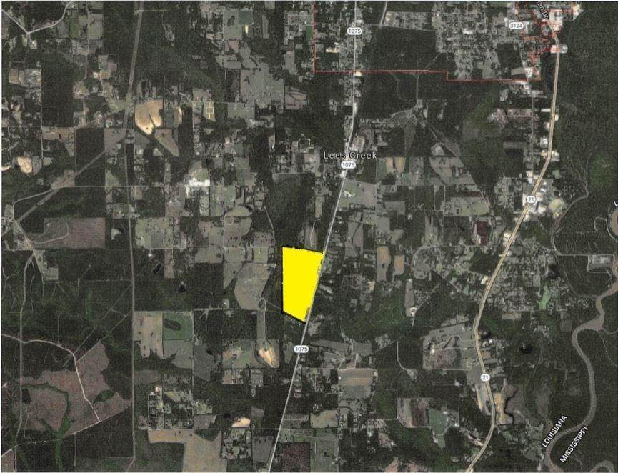 Commercial for Sale at CA STEWART (RAILROAD) Road Bogalusa, Louisiana 70427 United States