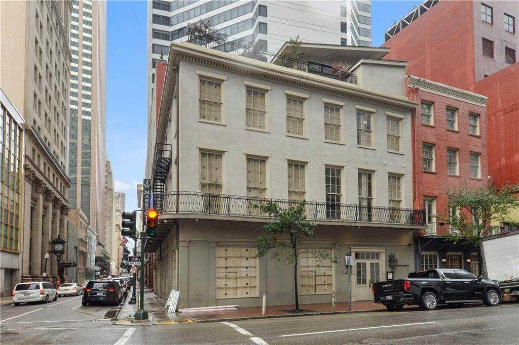 Commercial for Sale at 129 CAMP Street New Orleans, Louisiana 70130 United States