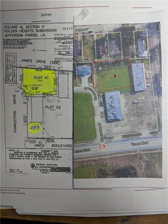 Commercial at 2029 CHARLESTON DR Drive Marrero, Louisiana 70072 United States
